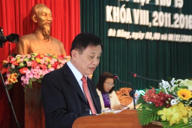 Chủ tịch HĐND TP Đà Nẵng: 'Thời gian tới, tôi lại là... cử tri'
