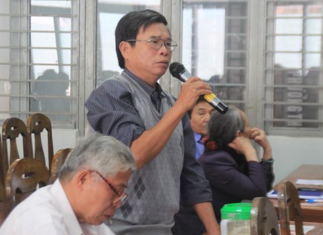 Đà Nẵng: Chính quyền đối thoại với dân vụ 'biến' công viên thành bãi đậu xe