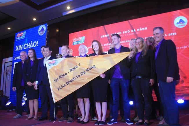 Tưng bừng đêm trao giải chặng đua 'Đà Nẵng - Khám phá mới của Châu Á'
