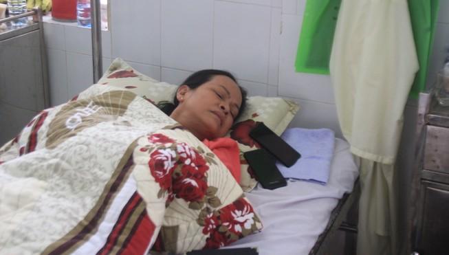 Trưởng khoa Dược bị tố hành hung cấp dưới phải nhập viện