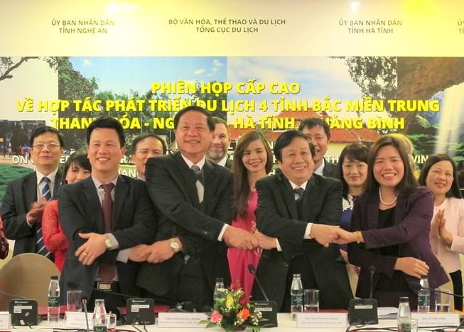 Bốn tỉnh miền Trung 'bắt tay' làm du lịch