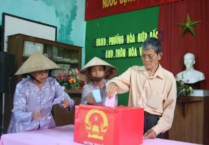 Đà Nẵng: Gửi 20.000 tin nhắn kêu gọi cử tri đi bỏ phiếu