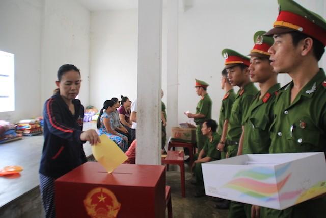 Đà Nẵng: Ngày 24-5 sẽ công bố kết quả bầu cử