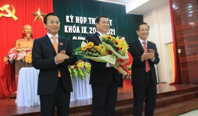Đà Nẵng: Một loạt cán bộ chủ chốt tái đắc cử