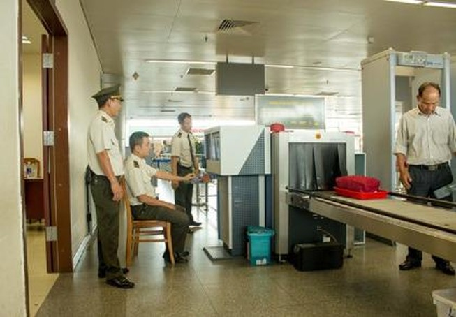 Xây dựng hệ thống cảnh báo phóng xạ tại sân bay Đà Nẵng