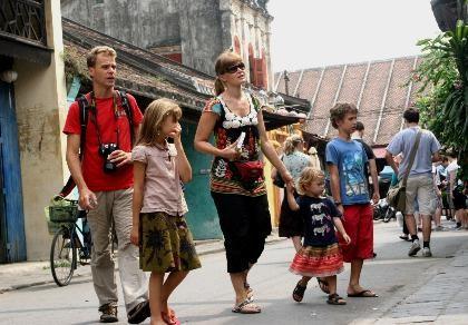 Quảng Nam 'cảnh giác' với tình trạng hướng dẫn viên Trung Quốc xuyên tạc lịch sử