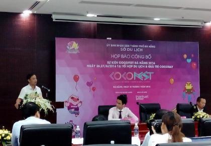Nghệ sĩ Quốc Trung làm tổng đạo diễn sự kiện quốc tế tại Đà Nẵng