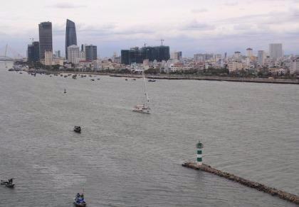 Chính thức thi thiết kế công trình vượt sông Hàn