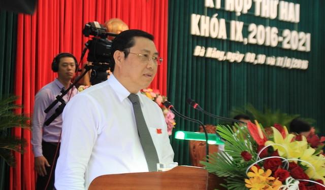 Chủ tịch Đà Nẵng: 'Không thể để tội phạm thách thức chính quyền được'