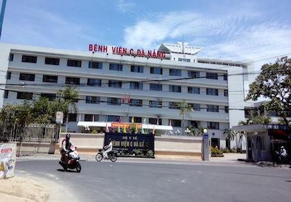 1 bệnh nhân nhảy lầu tự tử tại BV C Đà Nẵng