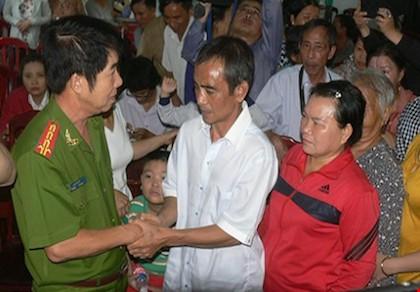 Ông Huỳnh Văn Nén sẽ khó được tạm ứng tiền bồi thường