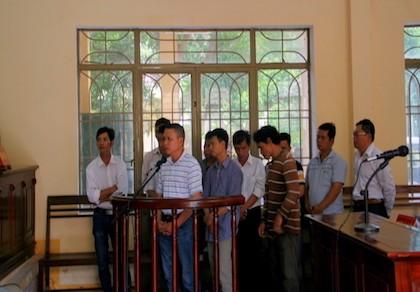 Quảng Nam: 11 cán bộ gây thất thoát gần 17 tỷ đồng lãnh án