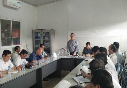 Bộ Công Thương họp khẩn vụ sự cố thủy điện Sông Bung 2
