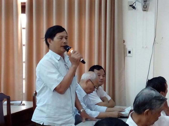 'Chống tham nhũng sao có Trịnh Xuân Thanh?'