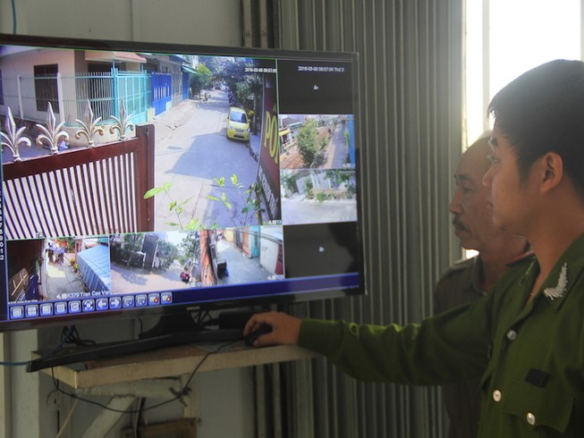 Đà Nẵng: Chi 70 tỉ đồng phủ sóng camera an ninh