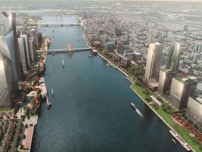 Không tôn trọng sông Hàn sẽ phải hối tiếc