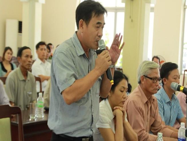 Đà Nẵng: Chủ tịch TP sẽ tiếp công dân tháng hai lần