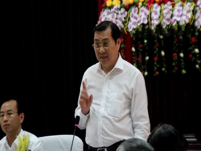 Chủ tịch Đà Nẵng kêu gọi người dân gửi góp ý