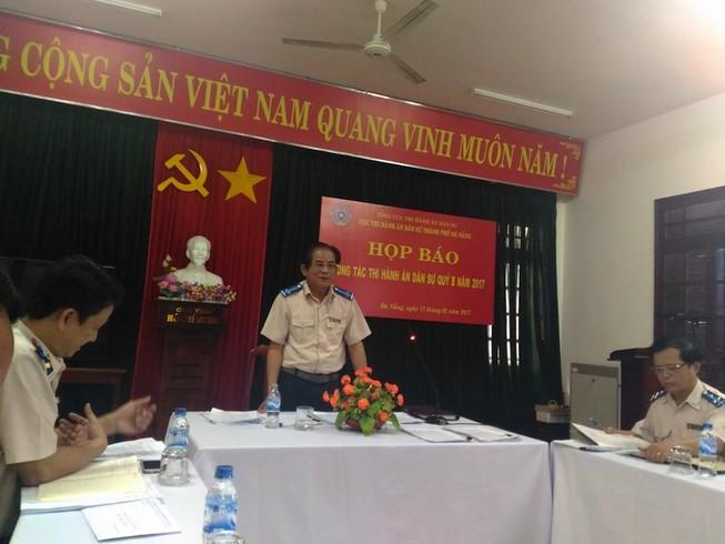 Đà Nẵng: Phải thi hành trên 1.400 tỉ đồng án tín dụng