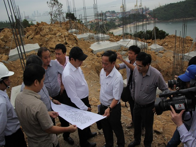 Thành ủy Đà Nẵng yêu cầu báo cáo 3 vụ xây không phép