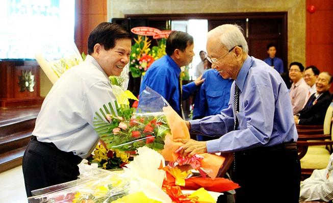 """Nguyên Chủ tịch nước Nguyễn Minh Triết: """"Phải luôn thấy rõ sự bành trướng của Trung Quốc...."""""""