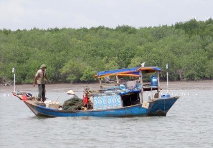 Xã Thạnh An - Cần Giờ vẫn chưa được công nhận là xã đảo