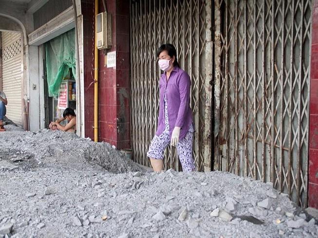 Nâng đường Kinh Dương Vương: Sẽ hoàn thành vào tháng 11