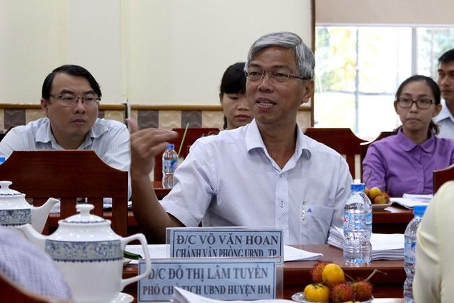 """Ông Võ Văn Hoan: """"Tôi tin quận 1 sẽ là trung tâm đi bộ"""""""