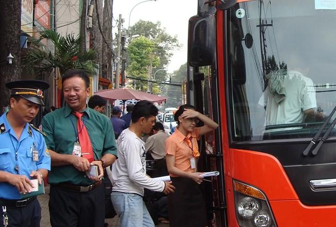 Hãng xe Thành Bưởi đề nghị thanh tra hãng Phương Trang
