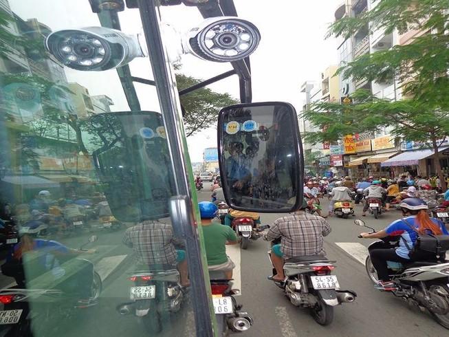Năm 2017, TP.HCM sẽ quẹt thẻ để đi xe buýt