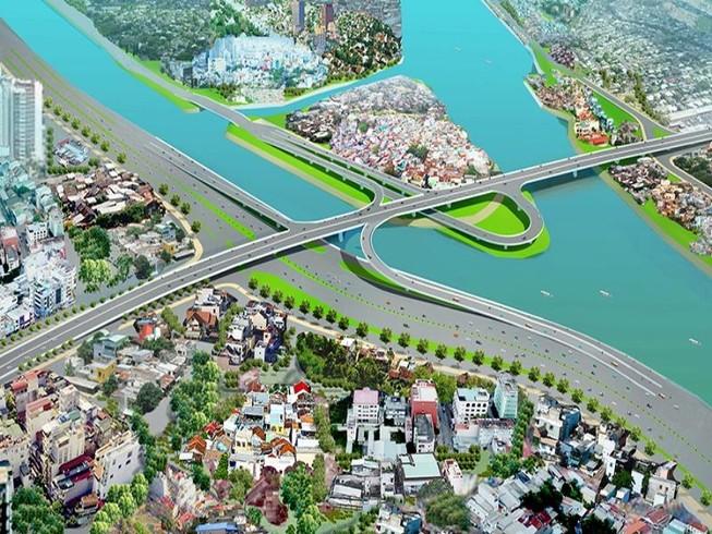 Ngày 24-11, làm hai nhánh lên xuống cầu Nguyễn Văn Cừ