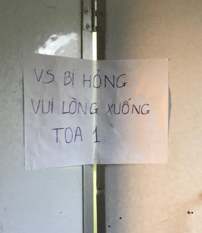 Phóng sự ảnh: Kinh hãi đi tàu thời toilet... hỏng!