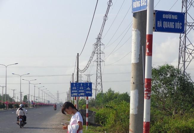Tăng tốc độ đường Rừng Sác, Cần Giờ thêm 10-20 km/giờ