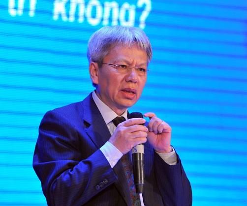Trả lời dí dỏm của TS Nguyễn Sĩ Dũng về chuyện bầu cử thay