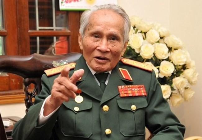 Tướng  Thước nói về cuộc chiến Gạc Ma 14-3-1988