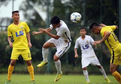 PVF thua 'sốc' trước đội dưới cơ Đắk Lắk
