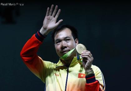 Bật mí phát đạn tạo nên kỷ lục Olympic của Hoàng Xuân Vinh
