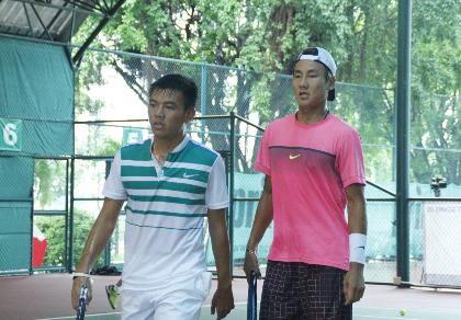 Lý Hoàng Nam lần đầu vào chung kết đôi nam