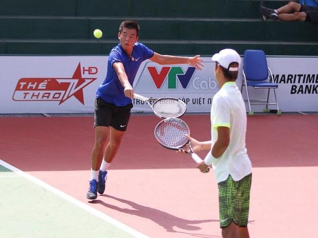 Hoàng Nam - Uoyang Bowen giành ngôi á quân giải F4 Bình Dương