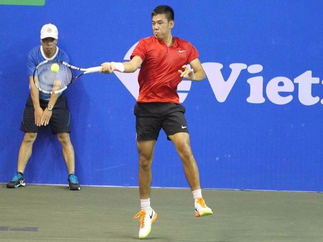 Hoàng Nam gặp hạt giống số 8 tại vòng 2 Việt Nam Open