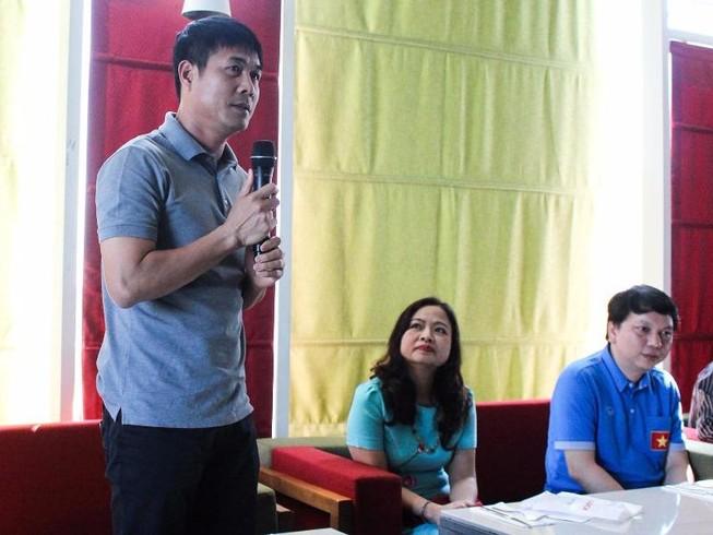 Hữu Thắng kêu gọi người Việt tại Myanmar đến sân cổ vũ