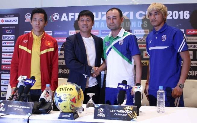 Campuchia quyết giành điểm chia tay AFF Cup