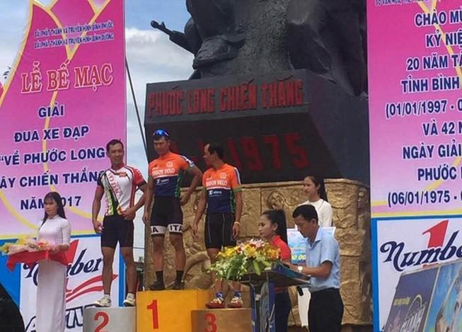 Thái Quốc Tuấn đoạt chiến thắng tại Phước Long