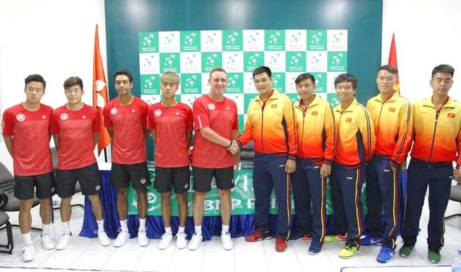 Lý Hoàng Nam chạm trán đối thủ của Nadal
