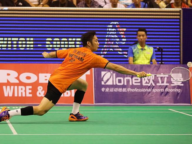 Tiến Minh cùng Việt Nam thua trắng Thái Lan 0-5