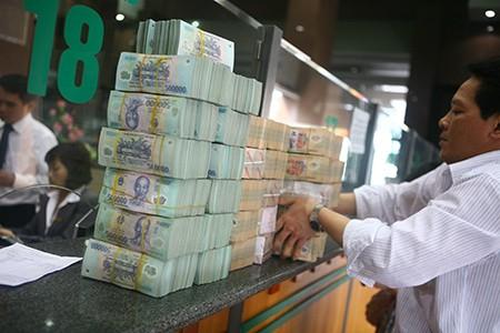 Bộ Tài chính xác nhận đã nhận 30.000 tỉ đồng từ Ngân hàng Nhà nước