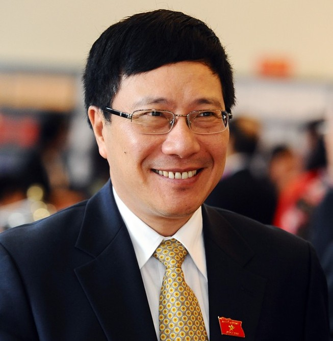 Phó Thủ tướng Phạm Bình Minh: Ông Ban Ki-moon đã đến nhà thờ họ Phan Huy