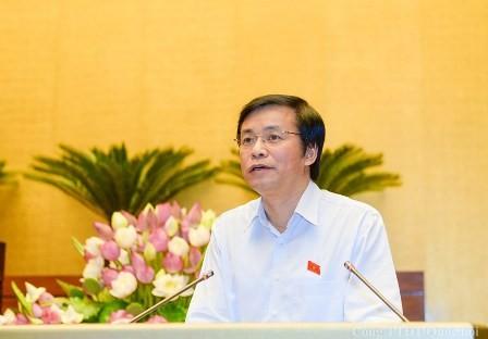 Ông Nguyễn Hạnh Phúc được đề cử làm Tổng Thư ký Quốc hội