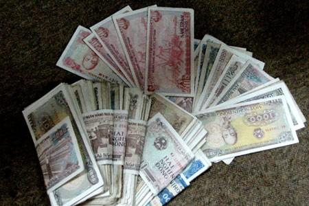Không in mới tiền mệnh giá dưới 5.000 đồng dịp tết