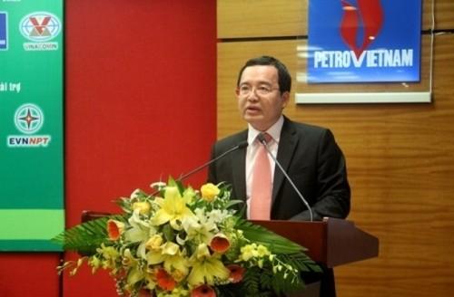 Chính thức bổ nhiệm chủ tịch PVN